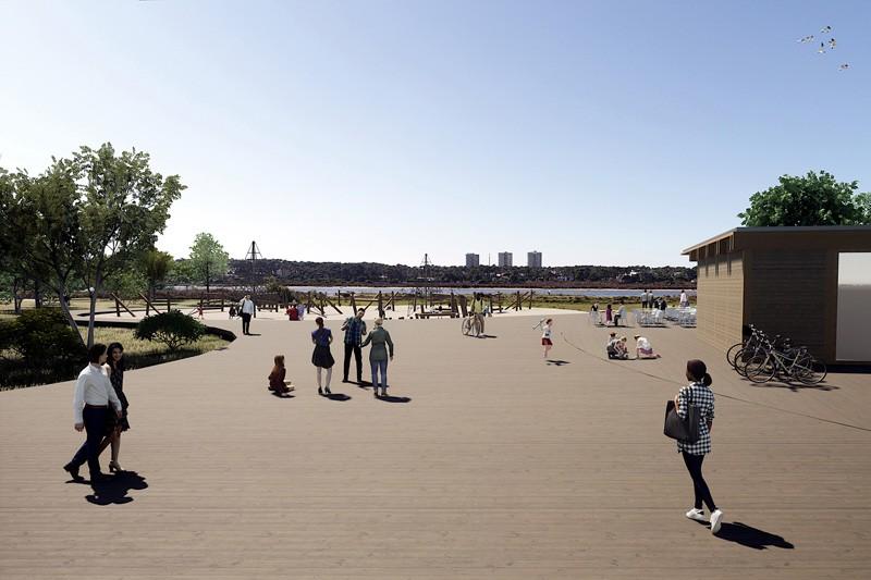 Parque da Cidade de Esposende em consulta pública