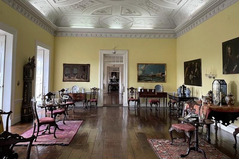 Museu dos Biscainhos mantém oferta online e convida público a visitar nova exposição