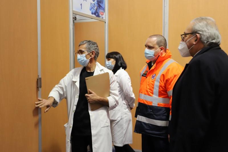 Vizela apoia transporte de utentes para a vacinação