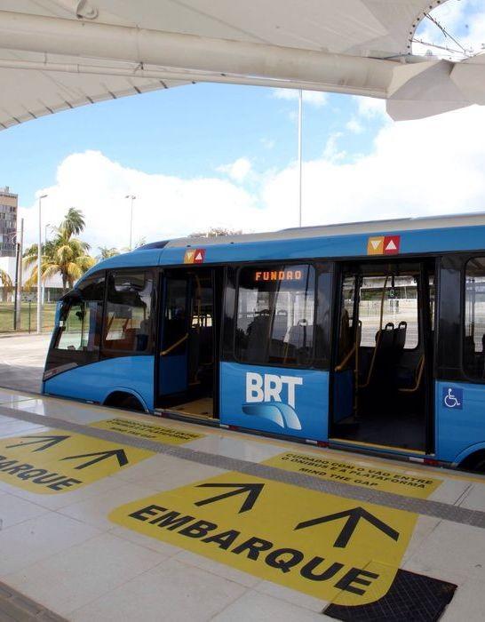 Rio reclama verbas da 'bazuca' para o BRT