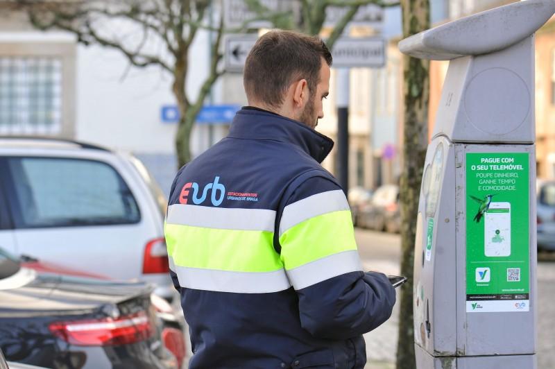 EUB retomam fiscalização do estacionamento na envolvente à Unidade de Saúde de Maximinos