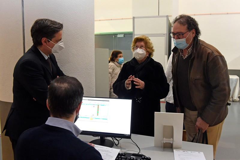 Braga vai quadruplicar número de vacinações diárias no Altice Forum
