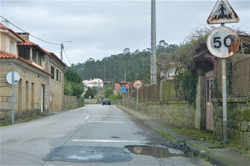 Requalificação da EN-305 e semafóros em Palmeira de Faro