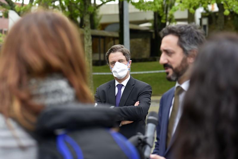 """Pandemia chegou há um ano e """"travou  a fundo"""" o desenvolvimento de Braga"""