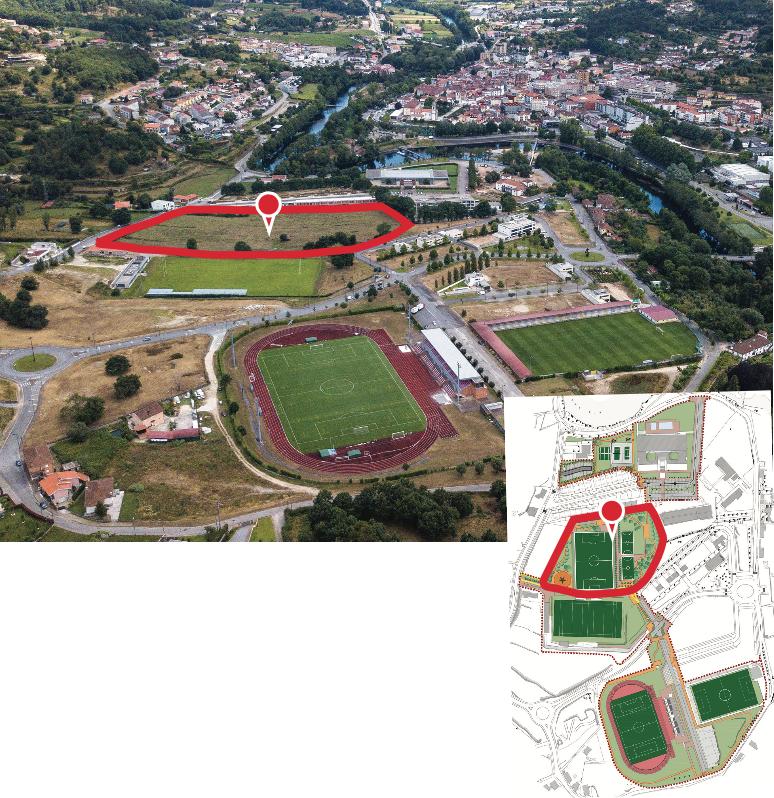 Arcos de Valdevez investe em novos espaços desportivos e de lazer