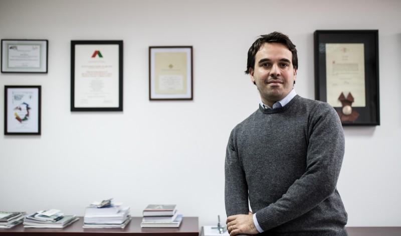 Professor da UMinho preside Confederação Europeia de Jovens Empresários