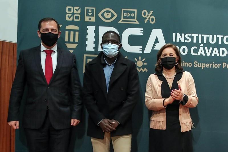Ventura Tamba: um guineense que ajuda outros a entrar no IPCA