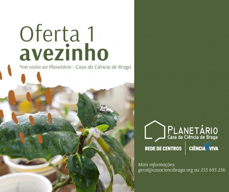Reabriu Centro Ciência Viva de Braga