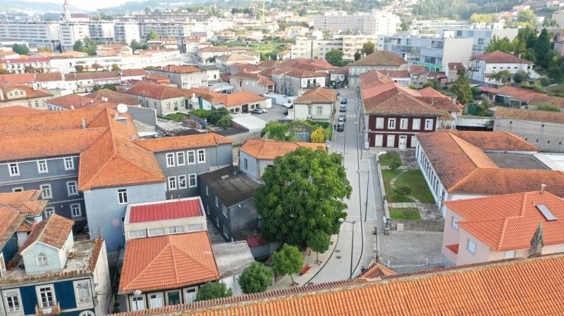 Vizela inaugura requalificação das Ruas Ferreiras Caldas e Joaquim Pinto