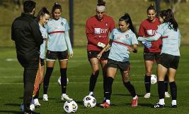 """Portugal e Rússia partem ao """"mesmo nível"""" para o play-off"""