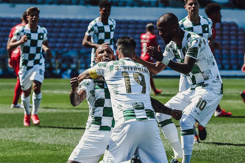 Tarde infeliz de Ygor Nogueira no triunfo do Moreirense