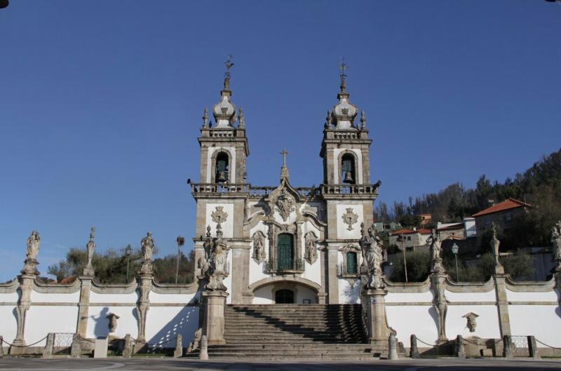 Ponte de Lima requalifica área envolvente ao Santuário do Senhor do Socorro