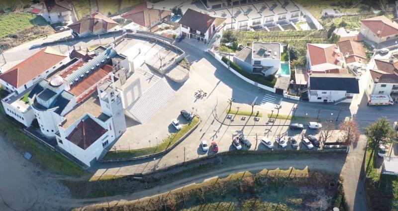 Vizela apresenta projecto de requalificação do Largo da Igreja de S. Paio