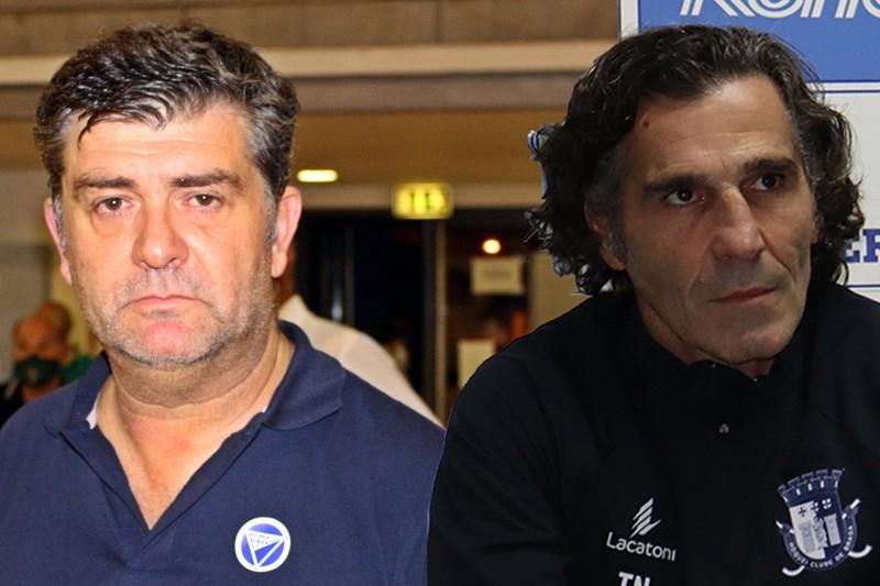 Famalicense-HC Braga em duelo pela permanência hoje às 18 horas