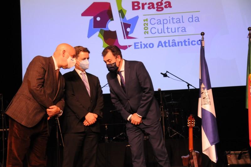 """Braga dá """"mais um passo"""" na afirmação da vitalidade cultural"""