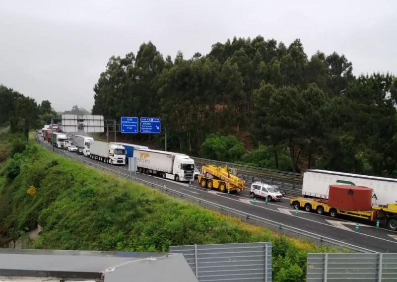 Eurodeputados alertam para caos na fronteira Norte-Galiza
