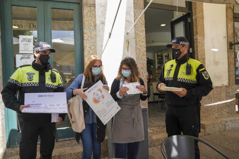Guimarães intensifica campanha de sensibilização e prevenção à Covid-19
