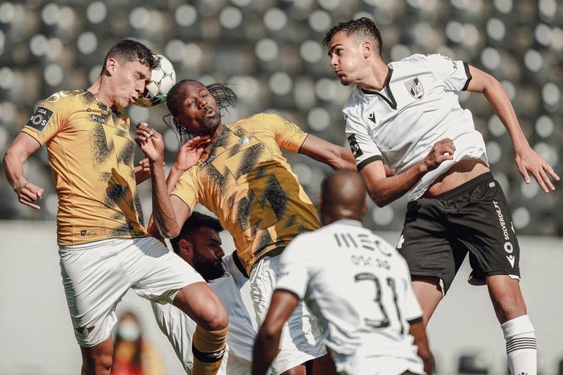 Vitória SC vence dérbi e dá passo em frente na luta pela Europa