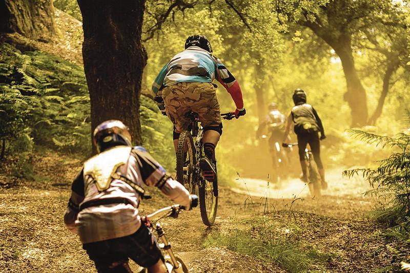 Turismo de natureza sobre duas rodas é mais uma das aposta de Guimarães