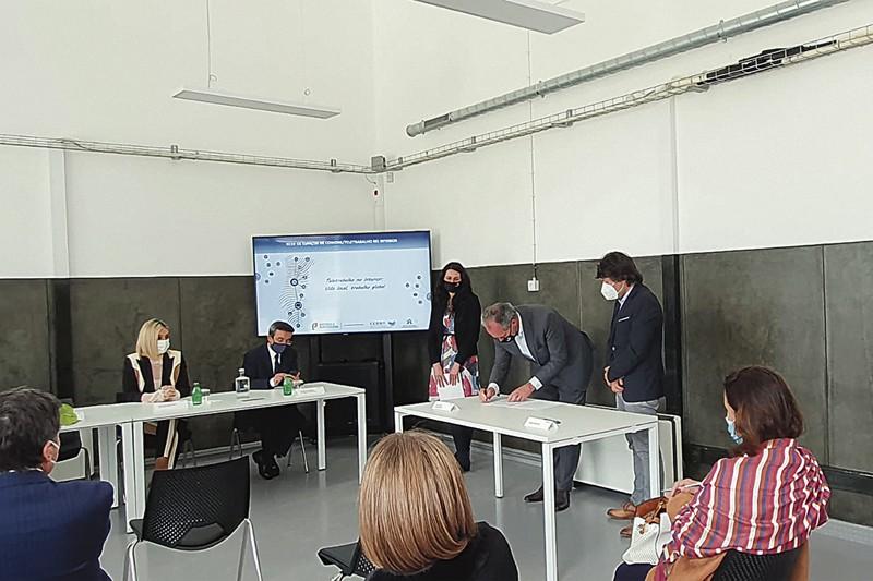 Acordos com Governo para criação de espaços de teletrabalho e coworking