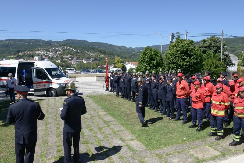 Celorico de Basto aprova pacote de benefícios a voluntários dos Bombeiros e Cruz Vermelha