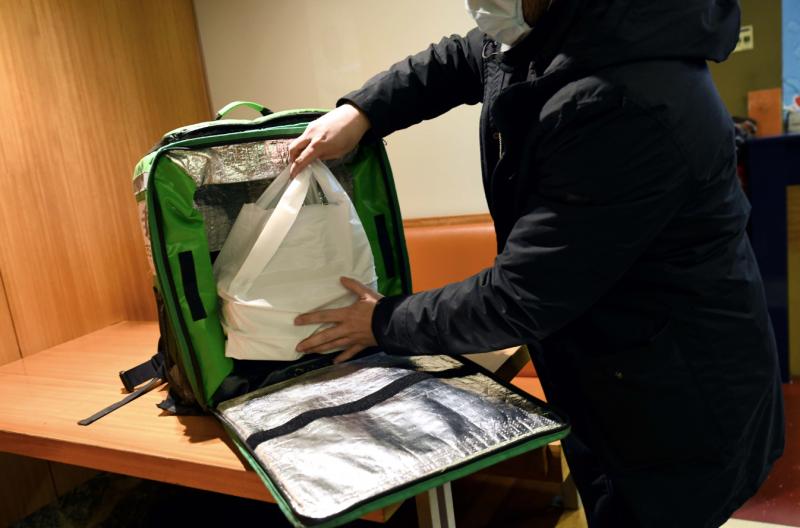 Serviço de entrega de refeições em Famalicão representou volume de negócios de um milhão de euros