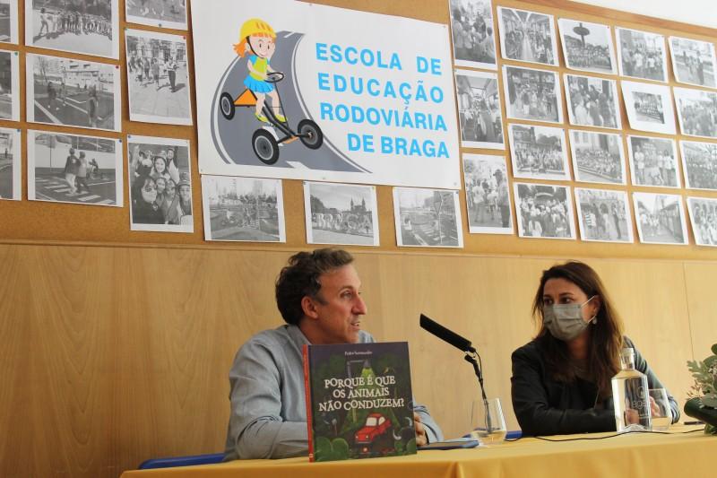Braga assinalou Dia Mundial do Trânsito e da Cortesia ao Volante