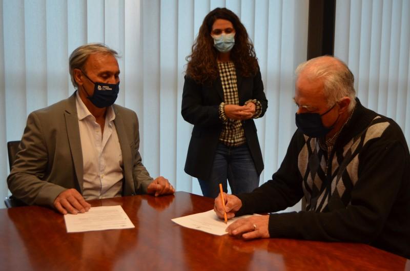 António Cardoso entregou primeiro apoio financeiro a empresário em nome individual