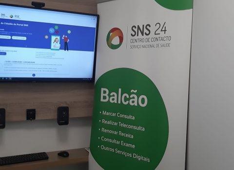 Município de Esposende acolhe SNS 24 Balcão