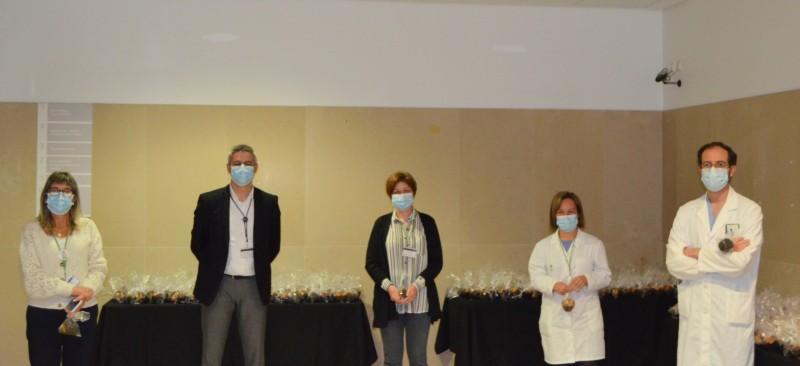 Hospital celebra aniversário com oferta aos colaboradores