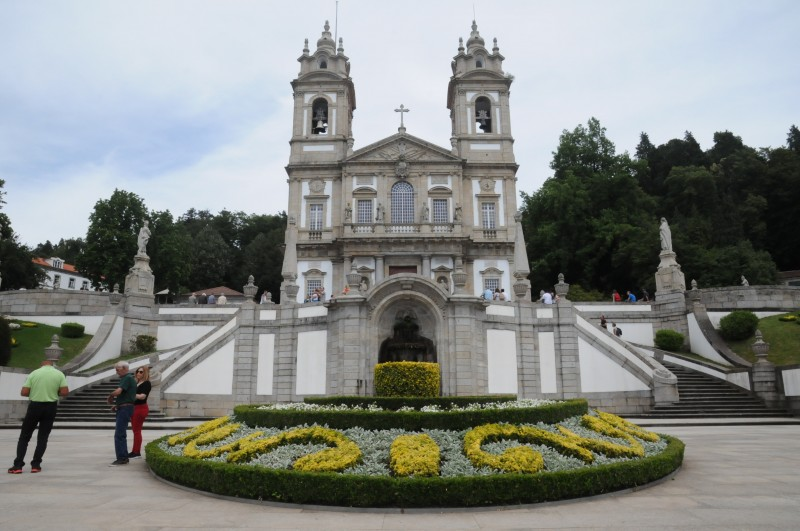 Bom Jesus do Monte e Mosteiro de Tibães no 'pack' especial dos 'Garden Experiences'