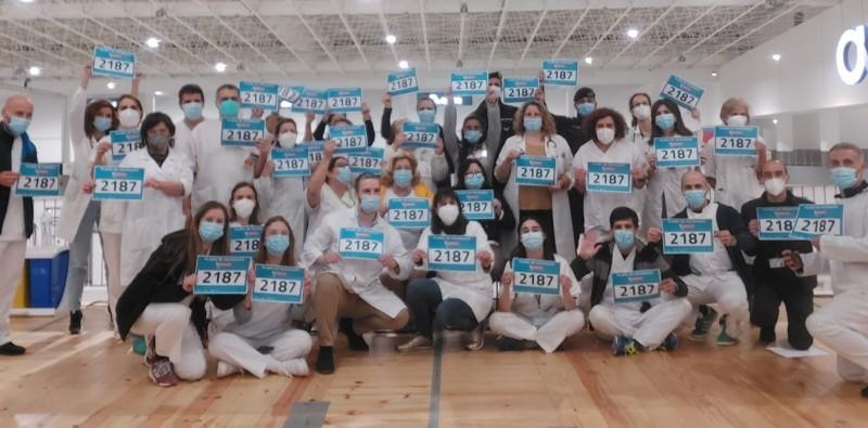 Concelho já tem 14 mil pessoas vacinadas com as duas doses contra a Covid