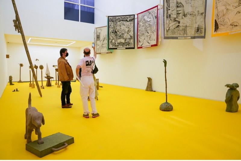 Centro Internacional das Artes José de Guimarães assinala Dia Internacional dos Museus