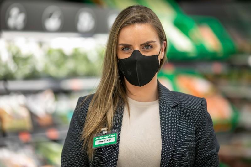 Mercadona investe mais de 5 milhões de euros por ano em máscaras