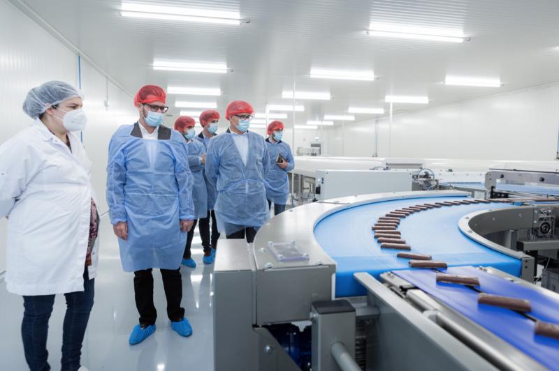 Prozis investe na expansão da produção na Póvoa de Lanhoso