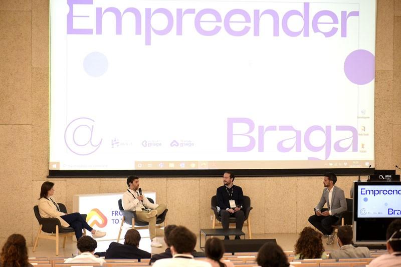 "Empreender@Braga é ""bom exemplo"" do que se pretende para a cidade"