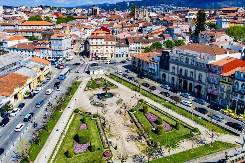 Fonte do Campo das Hortas classificada como Bem  de Interesse Municipal
