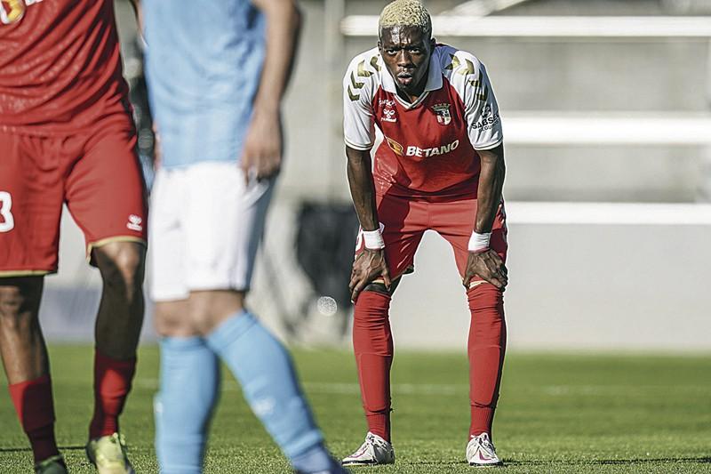 SC Braga B falha subida à II Liga
