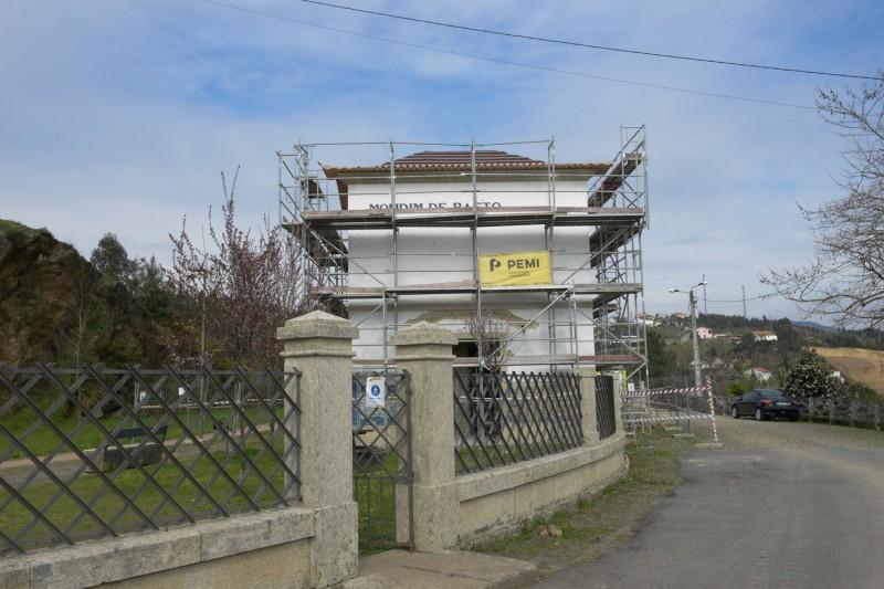 Município de Celorico de Basto reabilita edifícios de apoio à ecopista