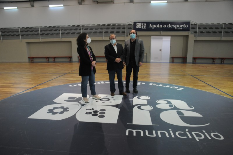 Fafe requalifica pavilhão municipal com 700 mil euros