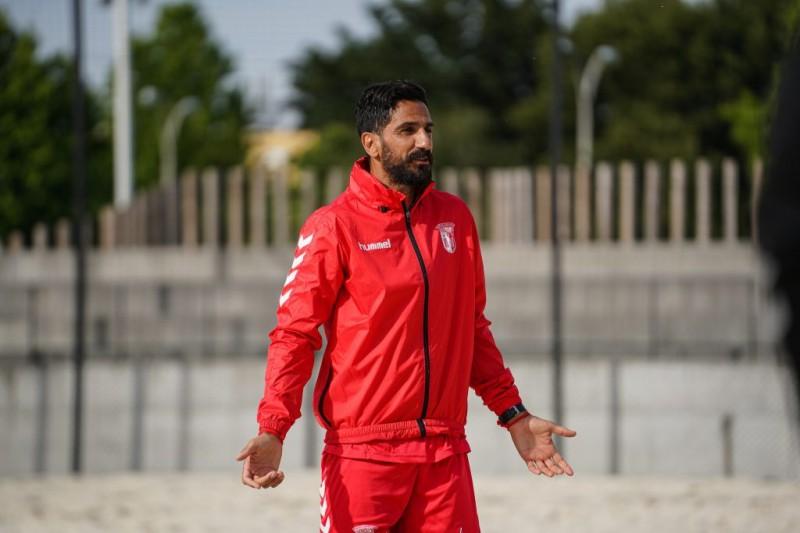 SC Braga tem dupla jornada do Campeonato de Elite em 'casa'