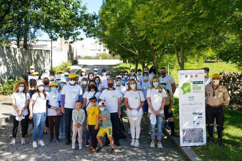 Guimarães: Brigada Verde incentivou cidadãos a defenderem o meio ambiente