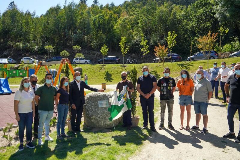 Parque  de Lazer de S. Faustino inaugurado no Dia Mundial do Ambiente