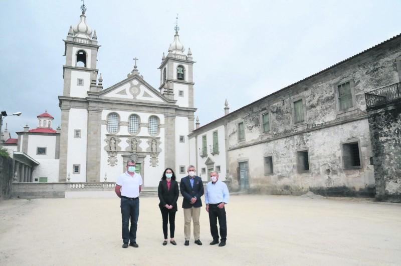 Mosteiro de Santo André de Rendufe é 'jóia da coroa' da freguesia e do concelho