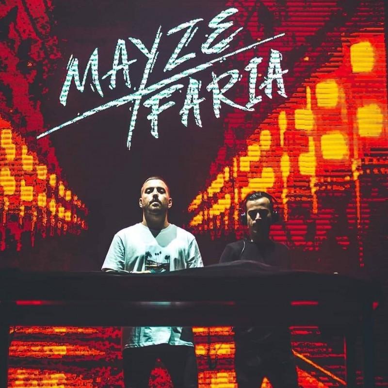 Dupla Mayze X Faria lança EP 'Lady of Love'