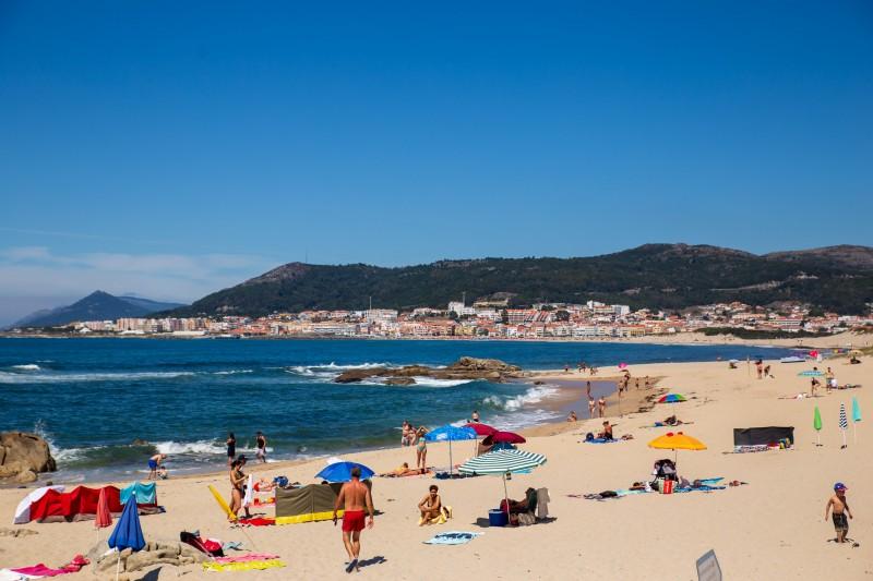 Praia do Forte Cão distinguida como praia zero poluição