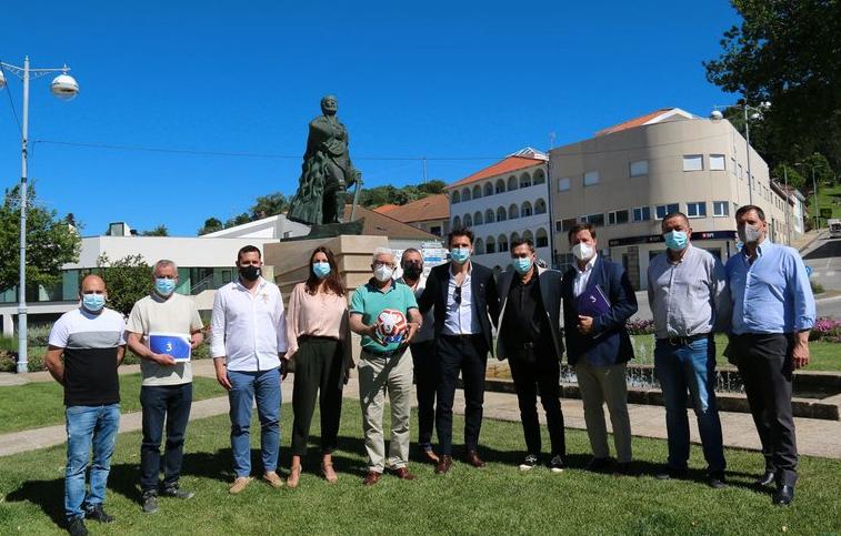Autarquia reuniu com Federação Portuguesa de Futebol