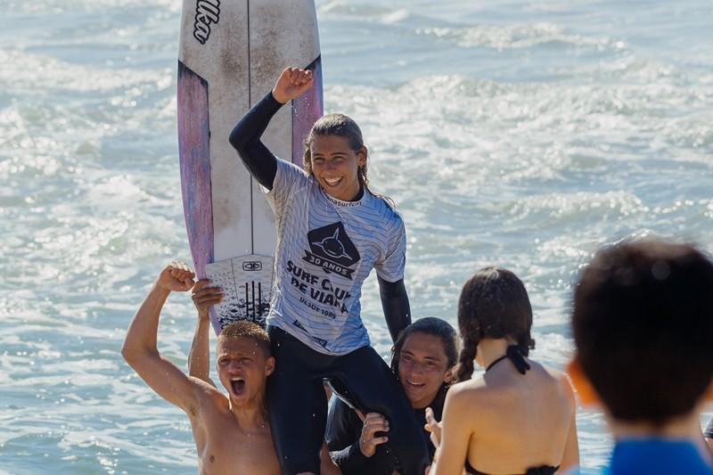 Circuito Regional sub 14 a sub 18 animou ondas da Praia da Arda