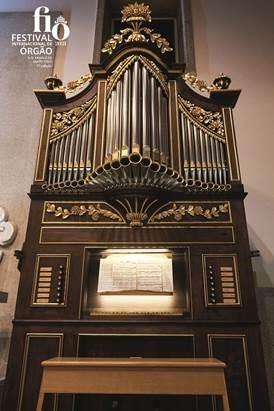 Festival Internacional de Órgão com concerto de verão em Famalicão