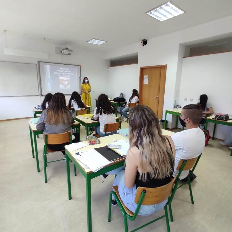 Banco Local de Voluntariado da Póvoa de Lanhoso sensibiliza jovens